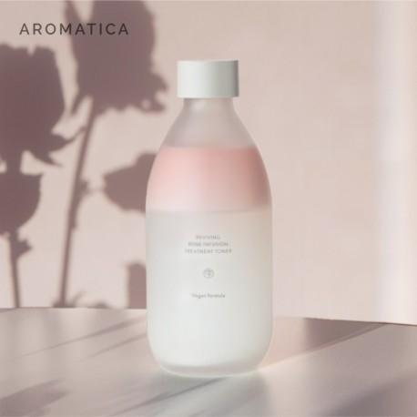 Aromatica Reviving Rose Infusion Treatment Toner