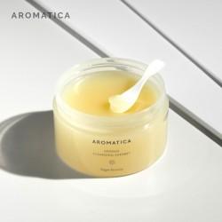 Baume nettoyant - Orange Cleansing Sherbet - Aromatica