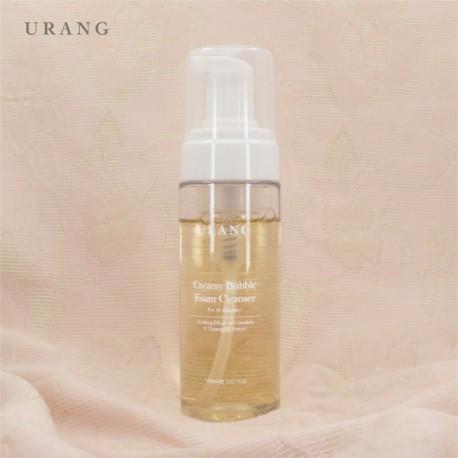Urang Creamy Bubble Foam Cleanser